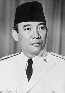 PresidentSukarno